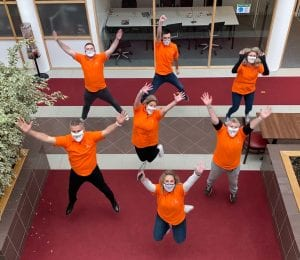 Aspire Cambridge Awarded for the Second Year Running